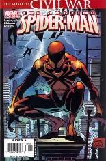 Amazing Spider-Man (1999-2014) #530