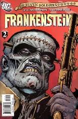 Seven Soldiers: Frankenstein (2006) #2