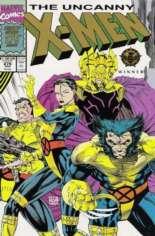 Uncanny X-Men (1963-2011) #275 Variant C: 2nd Printing