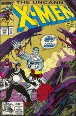 Uncanny X-Men (1963-2011) #248 Variant C: 2nd Printing
