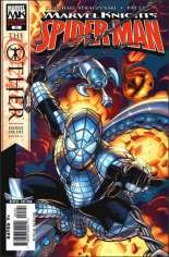 Marvel Knights Spider-Man (2004-2006) #21 Variant B: 2nd Printing; Spider Armor Variant Cover