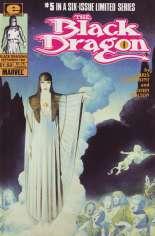Black Dragon (1985) #5