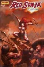 Red Sonja: Sonja Goes East #One-Shot Variant B