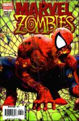 Marvel Zombies (2006) #1 Variant B: 2nd Printing