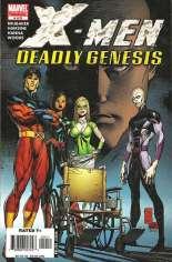 X-Men: Deadly Genesis (2006) #4