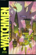 Watchmen (1986-1987) #HC Variant A: With Slipcase/Black Cover