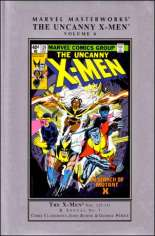 Marvel Masterworks: The Uncanny X-Men (2003-Present) #HC Vol 4 Variant A: Silver Dust Jacket