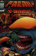 Freak Force (1993-1995) #2