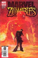 Marvel Zombies (2006) #1 Variant C: 3rd Printing