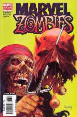 Marvel Zombies (2006) #3 Variant B: 2nd Printing