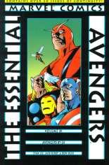 Essential Avengers #TP Vol 1 Variant A