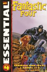 Essential Fantastic Four #TP Vol 4