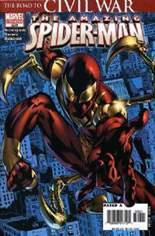 Amazing Spider-Man (1999-2014) #529 Variant B: 2nd Printing