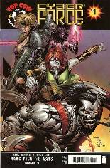 Cyberforce (2006) #1 Variant A