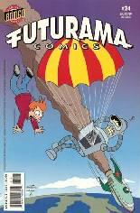 Futurama Comics (2000-Present) #24