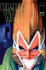 Bloodwulf #1 Variant E: Cover: Close up of face, no caption on cover