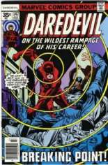 Daredevil (1964-1998) #147 Variant B: 35 Cent Variant