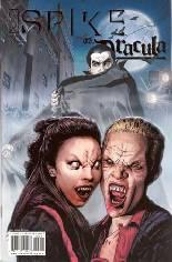 Spike vs. Dracula #2 Variant A