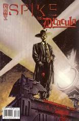 Spike vs. Dracula #2 Variant B