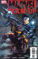 Marvel Team-Up (2005-2006) #19