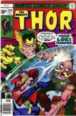 Thor (1966-1996) #264 Variant B: 35 Cent Variant
