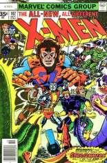 Uncanny X-Men (1963-2011) #107 Variant B: 35 Cent Variant