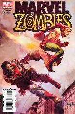 Marvel Zombies (2006) #4 Variant B: 2nd Printing