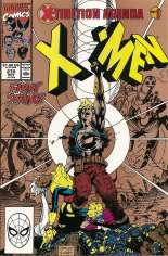 Uncanny X-Men (1963-2011) #270 Variant C: 2nd Printing