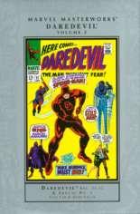 Marvel Masterworks: Daredevil (2003-Present) #HC Vol 3 Variant A: Silver Dust Jacket