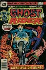 Ghost Rider (1973-1983) #18 Variant B: 30 Cent Variant