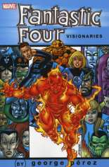 Fantastic Four Visionaries: George Perez #TP Vol 2