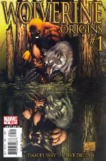 Wolverine: Origins (2006-2010) #1 Variant A