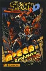 Spawn (1992-2020) #1 Variant C: 3D Edition; Includes 3D Glasses