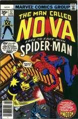 Nova (1976-1979) #12 Variant B: 35 Cent Variant