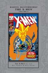 Marvel Masterworks: The X-Men (2003-2010) #HC Vol 6 Variant A: Silver Dust Jacket