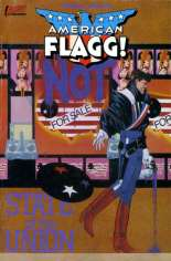 American Flagg (1983-1988) #TP: Also Known As ''First Comics Graphic Novel #20''