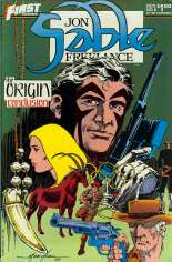 Jon Sable, Freelance (1983-1988) #6