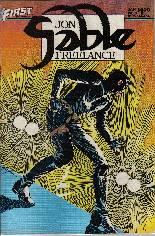 Jon Sable, Freelance (1983-1988) #8