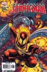 Amazing Spider-Man (1999-2014) #529 Variant C: 3rd Printing