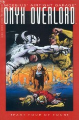 Onyx Overlord (1992-1993) #4