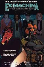 Ex Machina (2004-2010) #TP Vol 1 Variant A