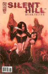 Silent Hill: Dead/Alive #5 Variant A