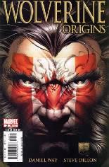 Wolverine: Origins (2006-2010) #2 Variant C: Canadian Flag 1:100 Incentive Variant
