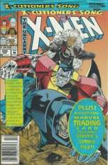 Uncanny X-Men (1963-2011) #295 Variant B: Newsstand Edition; Polybagged w/ Card