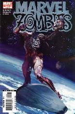 Marvel Zombies (2006) #5 Variant B: 2nd Printing