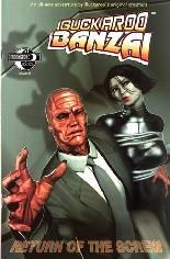 Buckaroo Banzai (2006) #1 Variant B: Special Edition