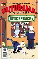 Futurama Comics (2000-2016) #25