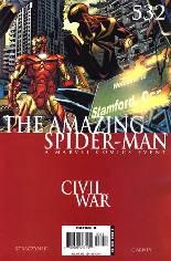 Amazing Spider-Man (1999-2014) #532 Variant A