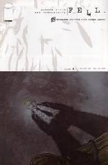 Fell (2005-2008) #4 Variant B: 2nd Printing