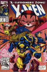 X-Men (1991-2001, 2004-2008) #14 Variant C: Direct Edition; Not Polybagged